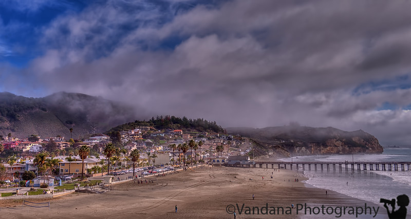 January 30, 2016 - a parting morning shot from Avila beach - such a beautiful area to explore !
