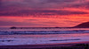 January 18, 2016 - Sunset at Avila beach<br /> <br /> back from a wonderful long weekend trip to Avila beach, Pismo beach and San Luis Obispo area. lovely place, much to explore..