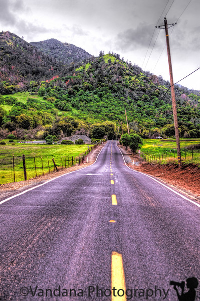 March 10, 2016 - the leading road