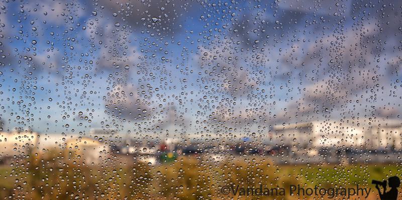 December 16, 2016 - Rainy day