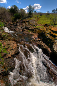 © Joseph Dougherty.  All rights reserved.  Upper Knickerbocker Creek, near Cool, CA.