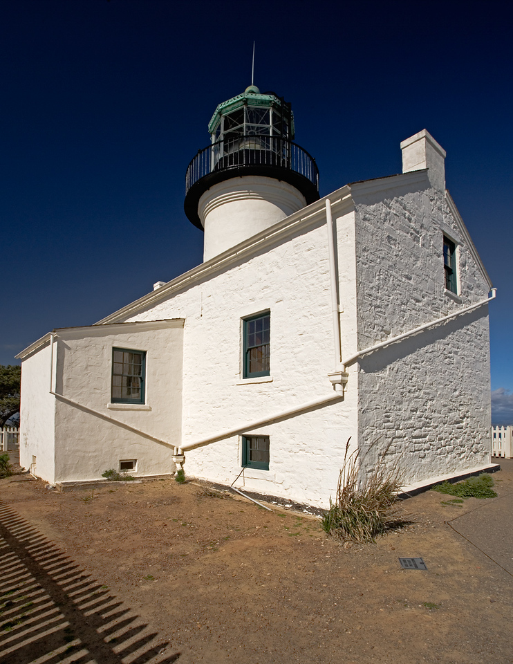 Point Loma Lighthouse, San Diego.