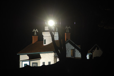 © Joseph Dougherty. All rights reserved.   Battery Point Lighthouse in Crescent City.