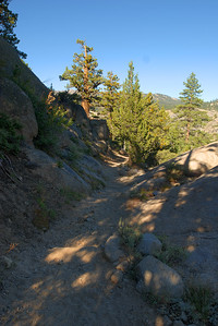 © Joseph Dougherty. All rights reserved.   Trail to Kennedy Meadows.