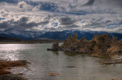 © Joseph Dougherty. All rights reserved.   Mono Lake, California.