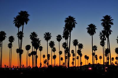 Santa Barbara and Ventura