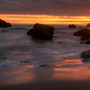 © Joseph Dougherty. All rights reserved. <br /> <br /> Sonoma coast sunset.