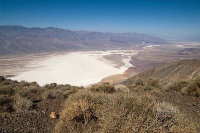 Dante's view, Death Valley, USA