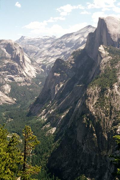 Half Dome Yosemite National Park
