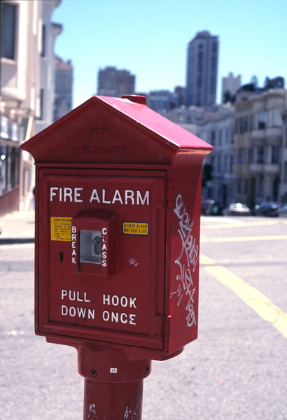 Fire Alarm San Francisco