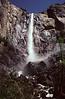 Waterfall Yosemite National Park
