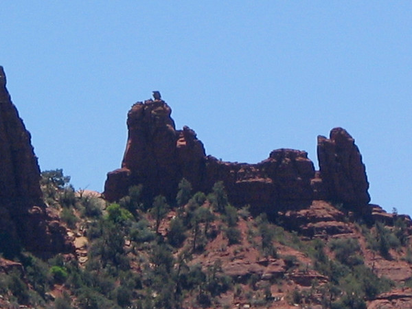"""Snoopy Rock,"" Sedona"