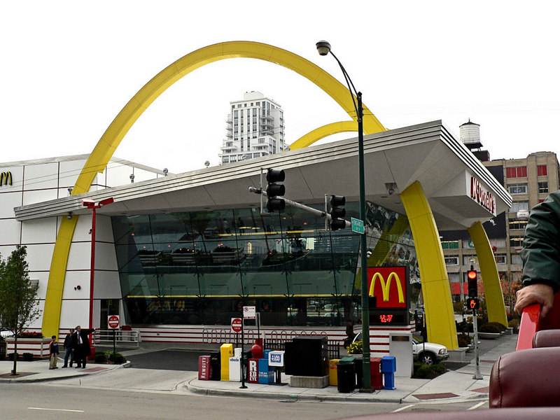I believe the tour guide said this was a company owned (non franchise) location and the largest in the USA.<br /> <br /> .