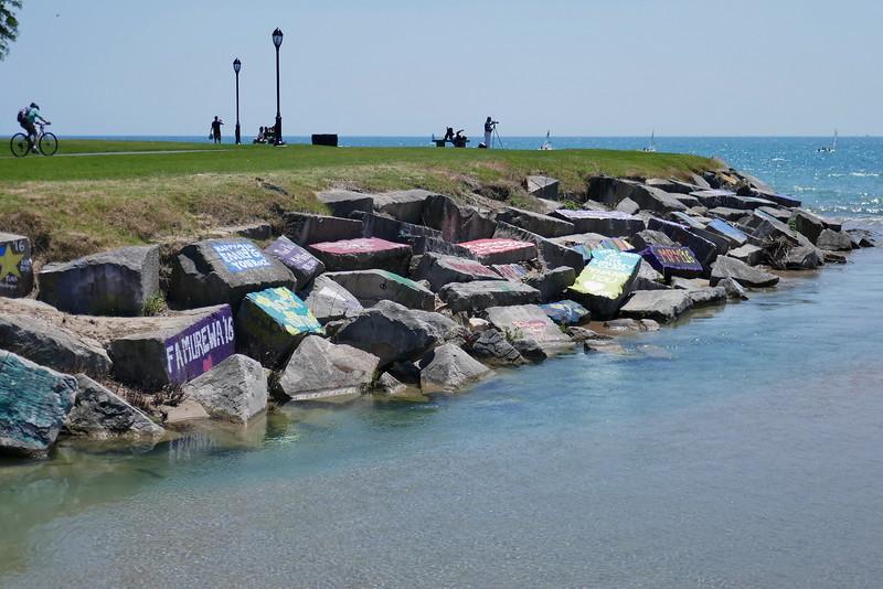 NWU breakwater