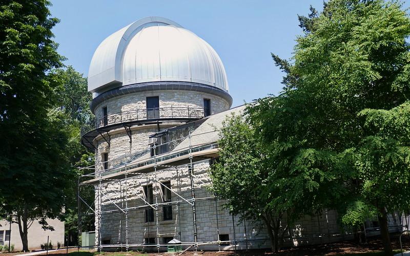 Observatory at NWU