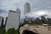 Cloud Gate - the Bean at Millenium Park