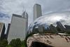 Cloud Gate - the Bean at Millenium Park