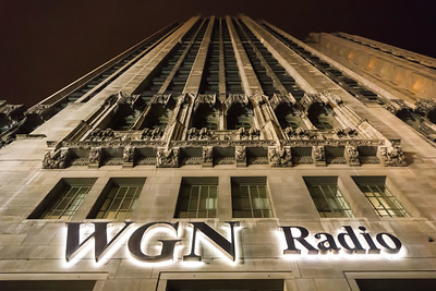 WGN Radio in Chicago, Illinois