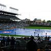 Rain delay at the Cubs game.