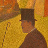 A Magritte at the Art Institute.