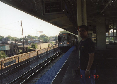 Chicago (Illinois)  2000 (July) Trip