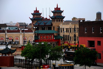 Chinatown, Chicago 2010