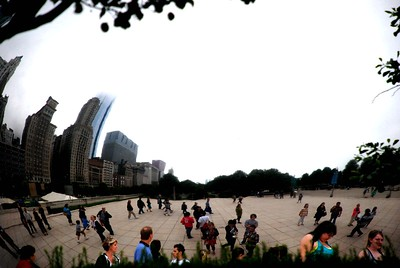 Cloud Gate, Chicago 2010
