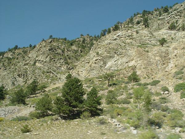 Mt Goliath
