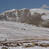 Mt Evans with Fresh Snow.