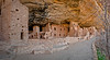 Cliff dwellings at Spruce Tree House