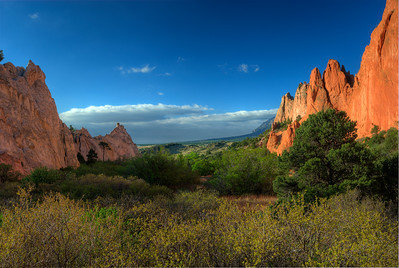 © Joseph Dougherty. ALL RIGHTS RESERVED.   Garden of the Gods.