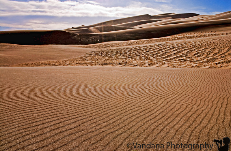 Great sand dunes National Park, CO