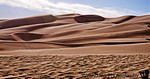 Great Sand Dunes National Park, CO : Colorado - Great sand dunes National Park and around.