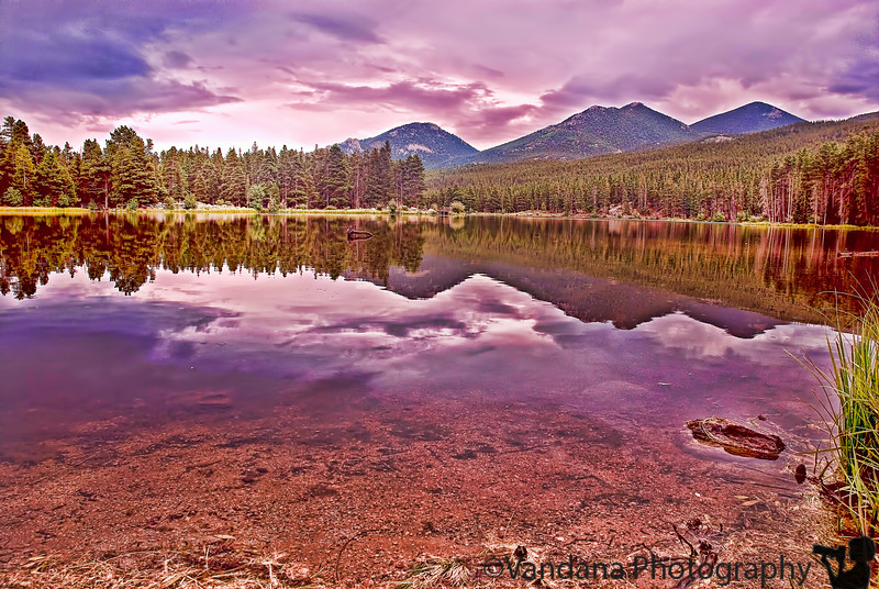 Sprague Lake, Rocky Mountain National Park