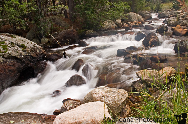 just a creek on the way, RMNP