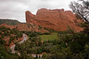 Next day to Colorado Springs - Garden of the Gods