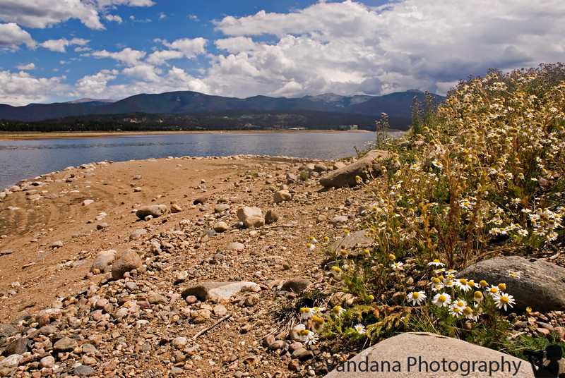 Grand Lake and Arapaho National Recreation Area, enroute to RMNP, CO