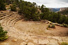 Amphitheater in Mesa Verde National Park