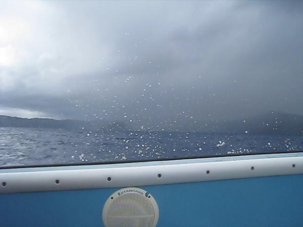 Racing the Storm (II) <FONT SIZE=1>© Chiyoko Meacham</FONT>