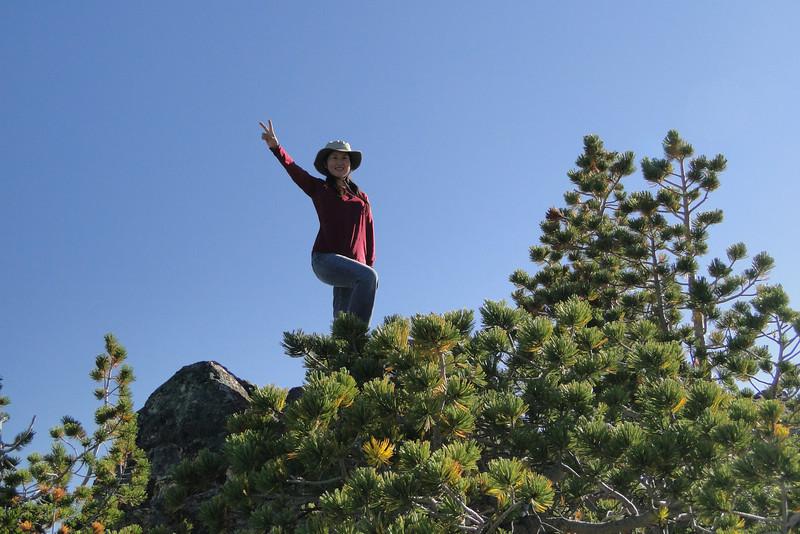 Mt. Scott Trail