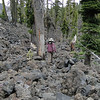 Trail to Fumarole Bay
