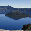 First Look!<br /> This is the Chiyoko's first look at Crater Lake, it's the view point closest to the North access road.