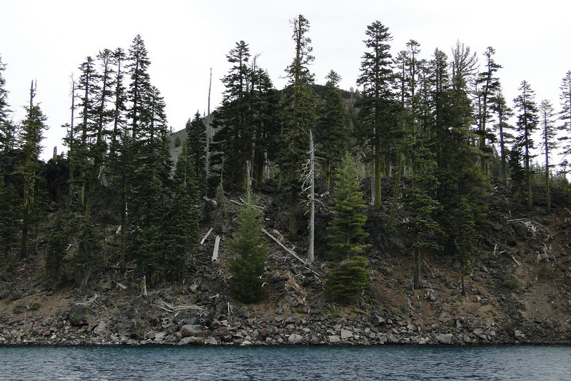 Wizard Island.