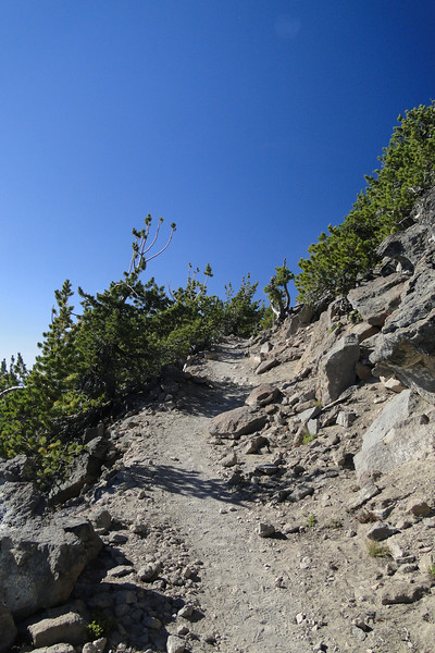 Mt. Scott Trail