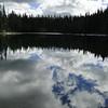 Reflections at Echo Lake