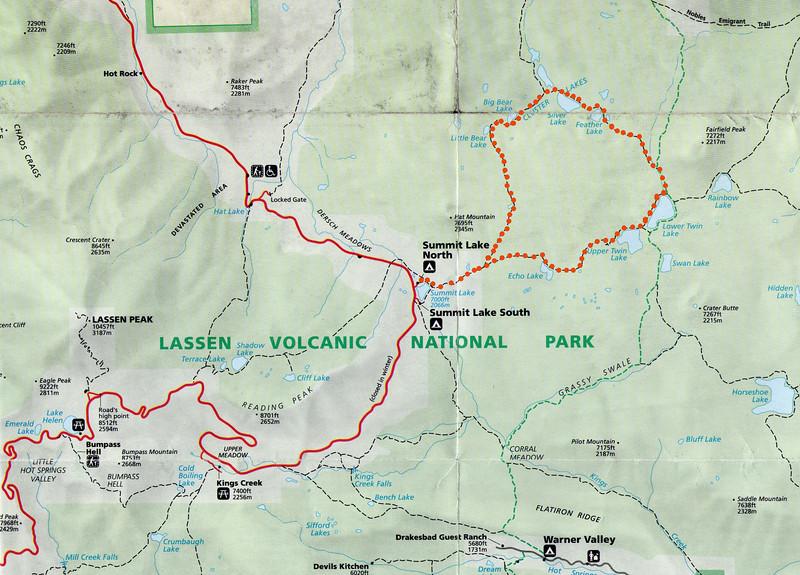 14 Lakes Trail