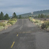 The South road out of Lava Beds NM. <FONT SIZE=1>© Chiyoko Meacham</FONT>