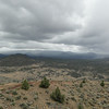 Junipers Butte Summit
