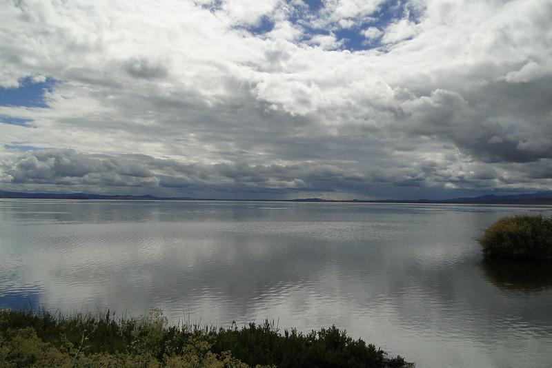 Tule Lake Wildlife Refuge