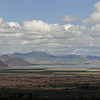 Looking back to Tule Lake.